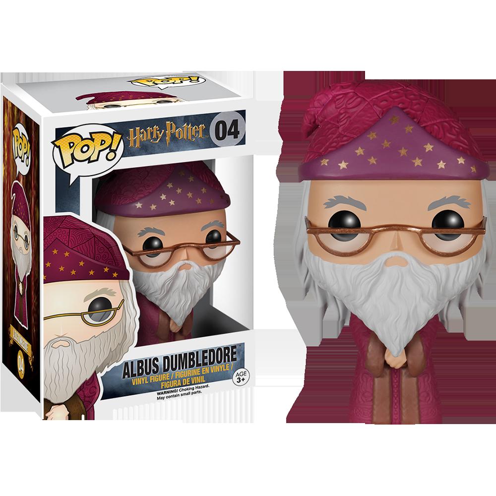 Funko Pop: Harry Potter - Albus Dumbledore