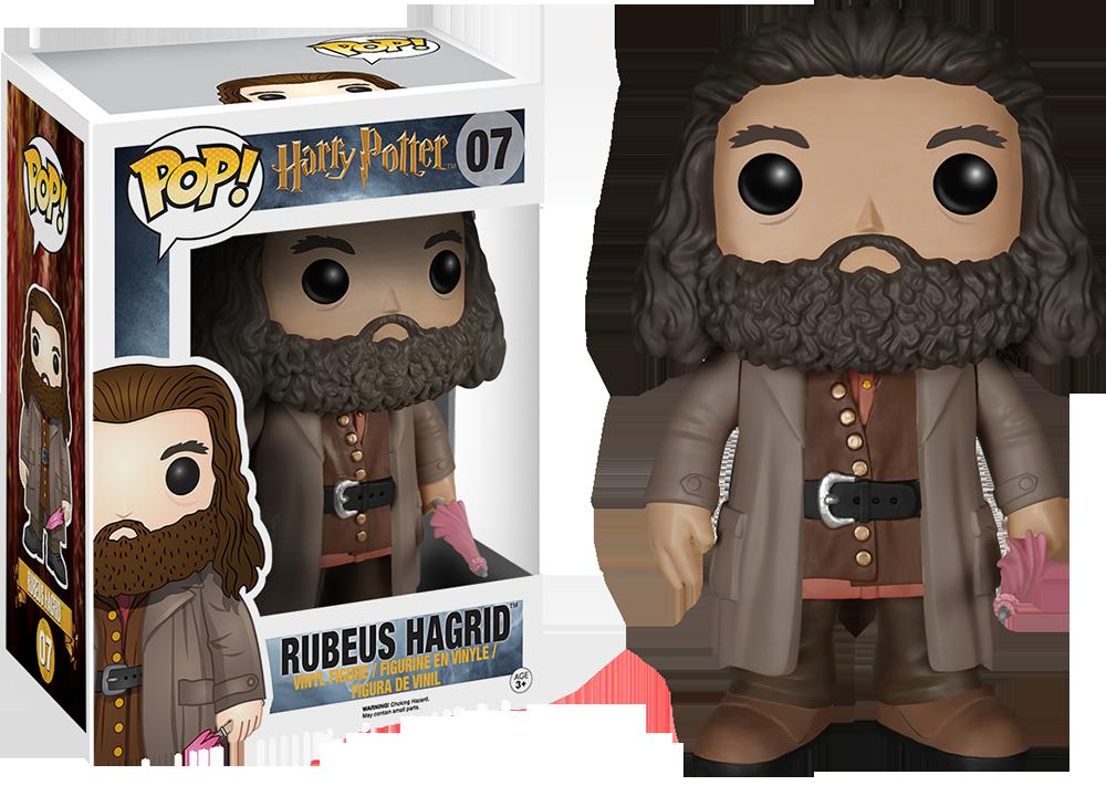 Funko Pop: Harry Potter - Rubeus Hagrid (Super Sized)