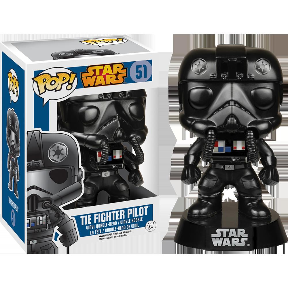 Funko Pop: Star Wars - TIE Fighter Pilot