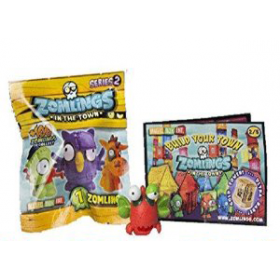 Zomlings - Series 2 Pack