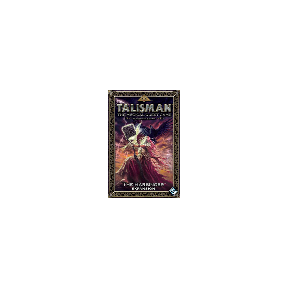 Talisman (ediţia a patra): The Harbinger Expansion