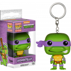 Funko Pop: Breloc - Donatello