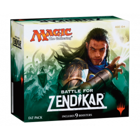 Magic: the Gathering - Battle for Zendikar: Fat Pack