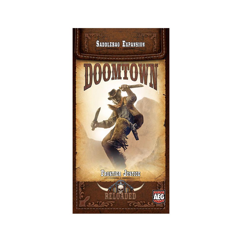 Doomtown: Reloaded – Frontier Justice