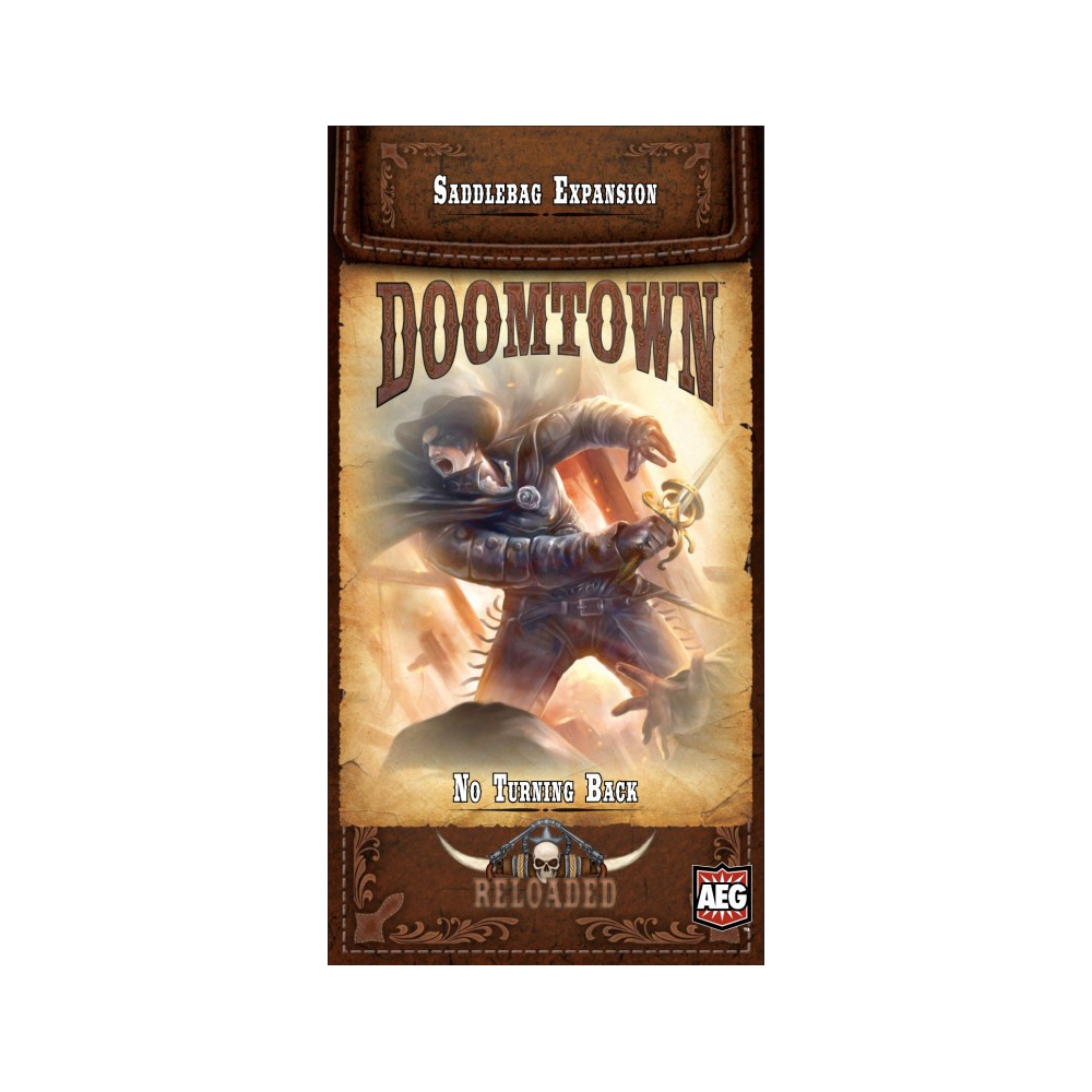 Doomtown: Reloaded – No Turning Back
