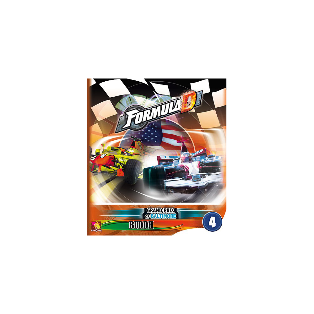Formula D: Circuits 4 – Baltimore & Buddh