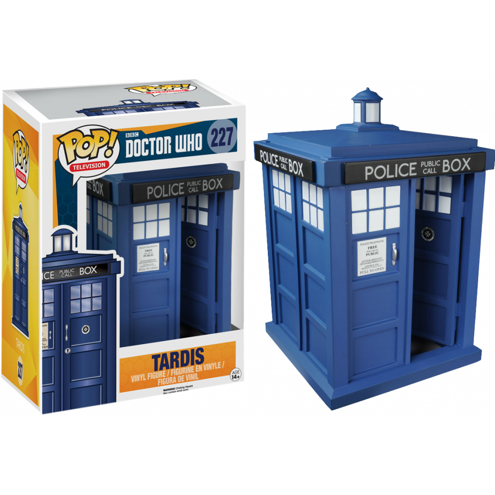Funko Pop: Doctor Who - Tardis (Super-sized)
