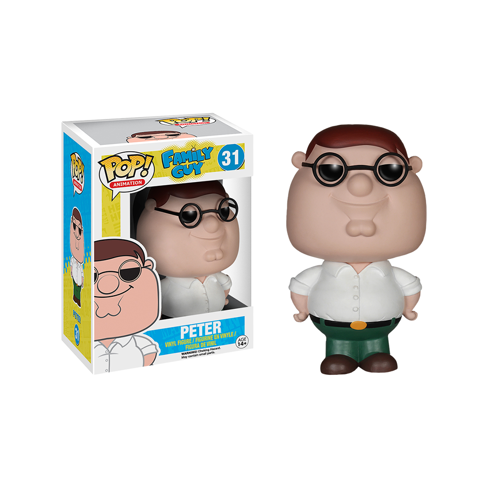 Funko Pop: Family Guy - Peter Griffin