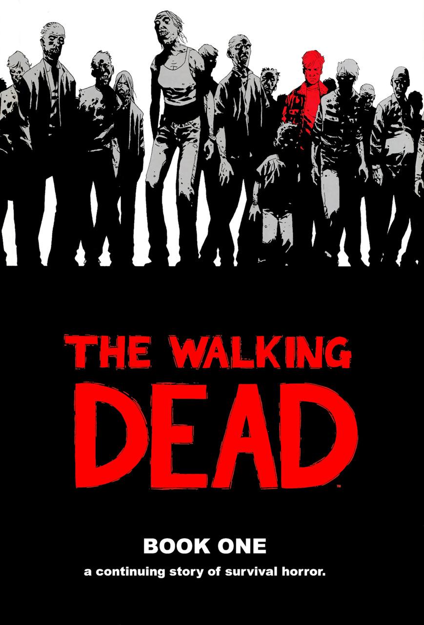 The Walking Dead HC Vol 1