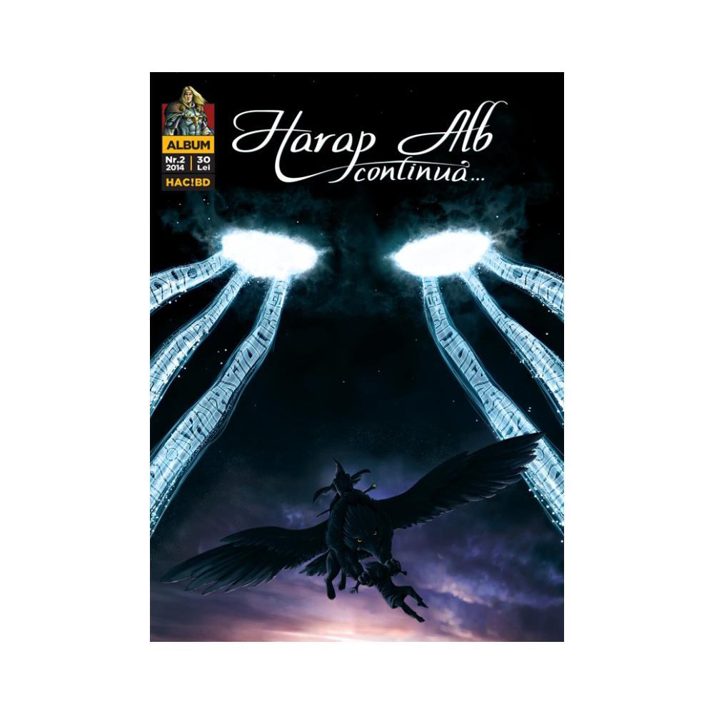 Harap Alb Continuă Album Nr. 2