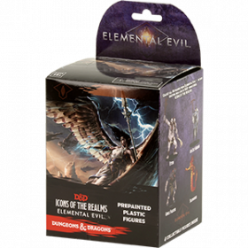 Dungeons & Dragons Icons of the Realms: Elemental Evil Booster