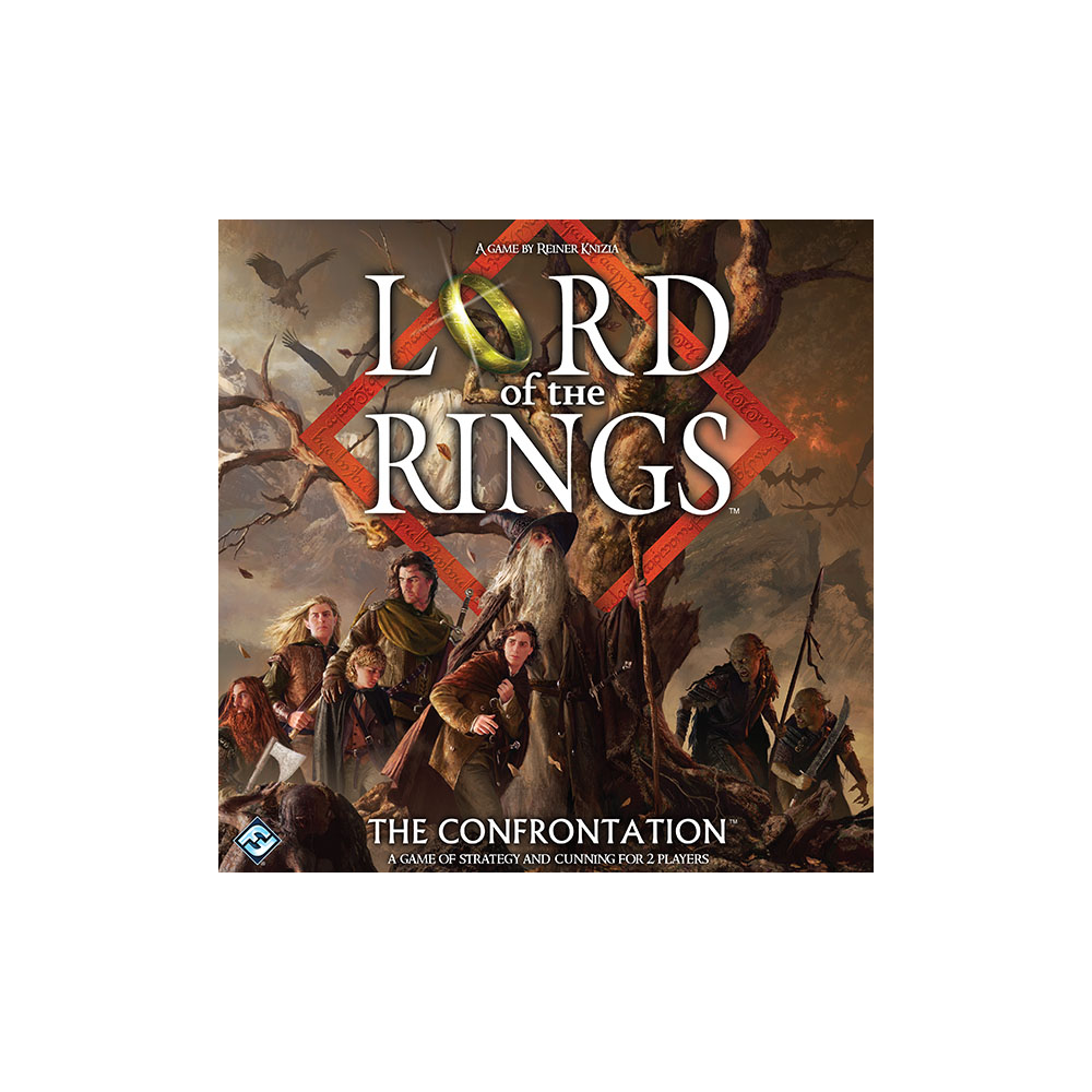 Lord of the Rings: The Confrontation