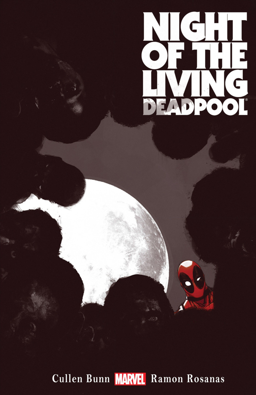 Night of The Living Deadpool - Trade Paper