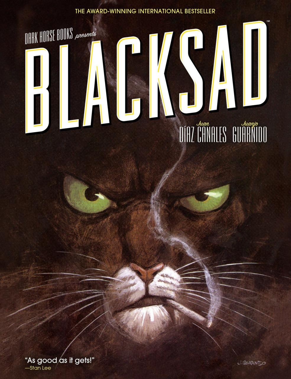 Blacksad HC Vol 1