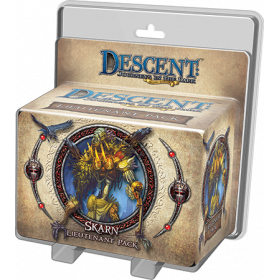 Descent: Journeys in the Dark (ediţia a doua) – Skarn Lieutenant Pack