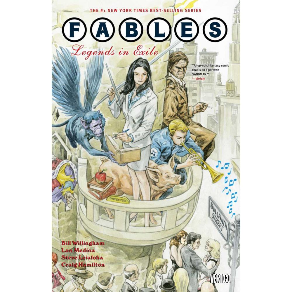 Fables TP Vol 01