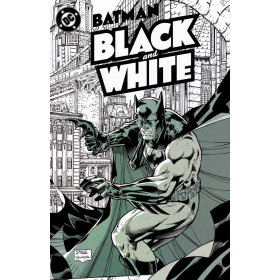 Batman Black and White TP Vol 01