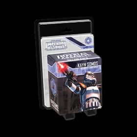 Star Wars: Imperial Assault – Kayn Somos Villain Pack