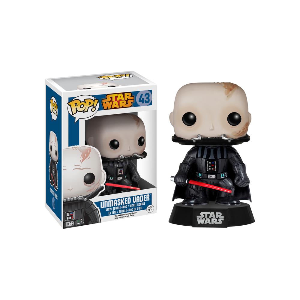 Funko Pop: Star Wars - Unmasked Darth Vader