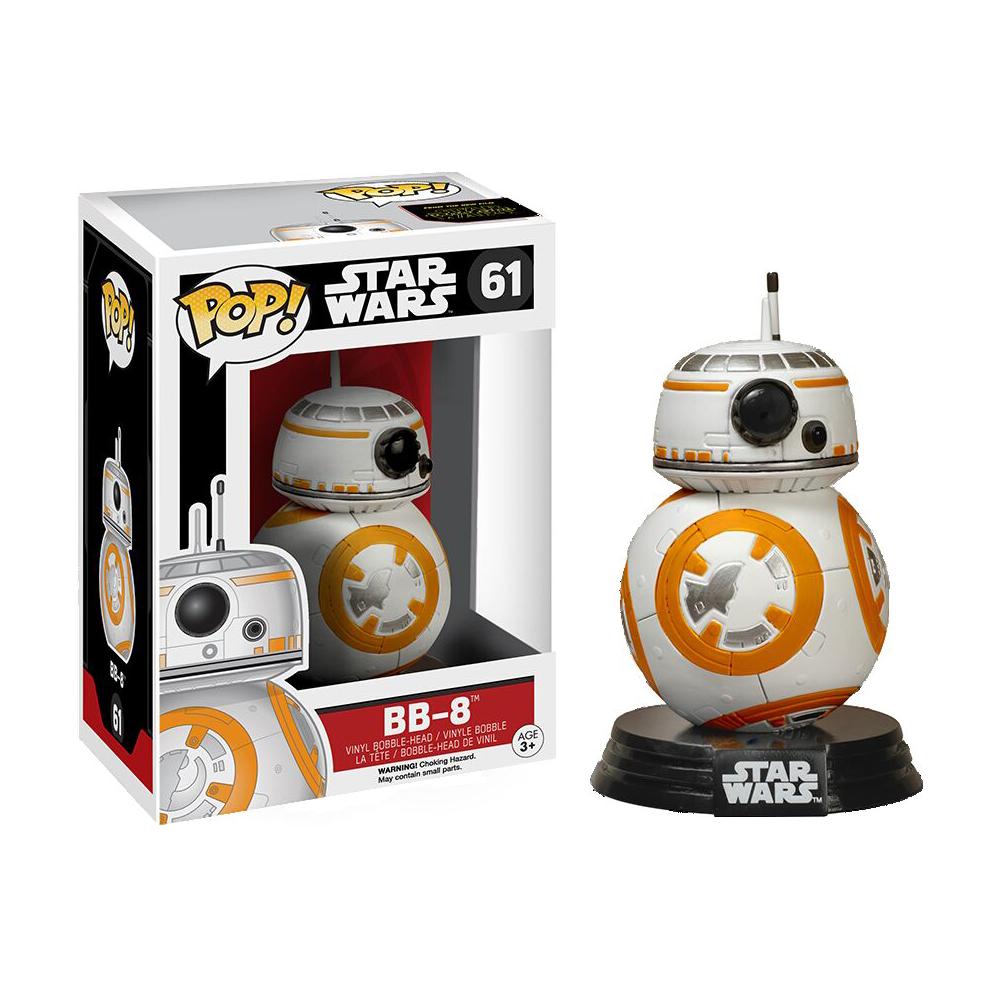 Funko Pop: Star Wars - BB-8