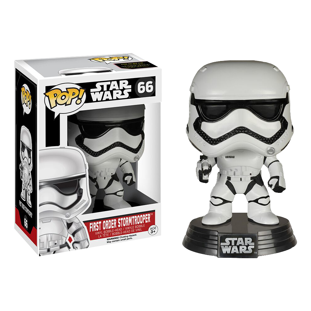 Funko Pop: Star Wars - First Order Stormtrooper