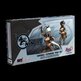 Kaosball: Team – Shadowvale Ninjas