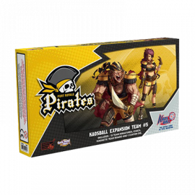 Kaosball: Team – Port Royale Pirates