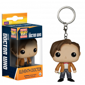 Funko Pop: Breloc - 11th Doctor