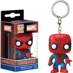 Funko Pop: Breloc - Spider-Man