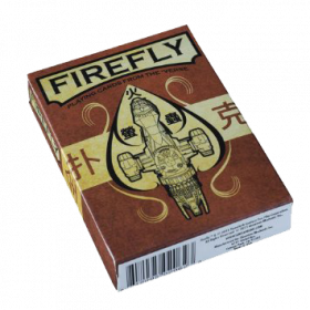 Firefly Playing Cards Serenity