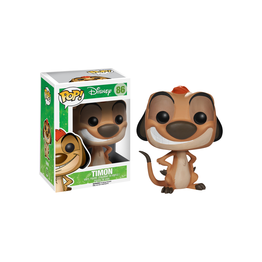 Funko Pop: Lion King - Timon