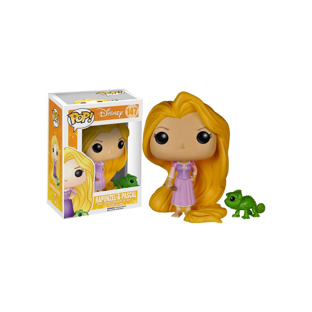 Funko Pop: Tangled - Rapunzel & Pascal