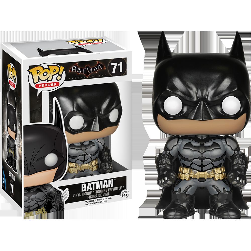Funko Pop: Arkham Knight - Batman
