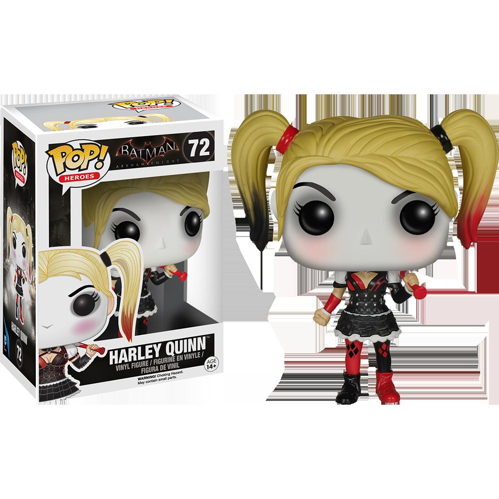 Funko Pop: Arkham Knight - Harley Quinn