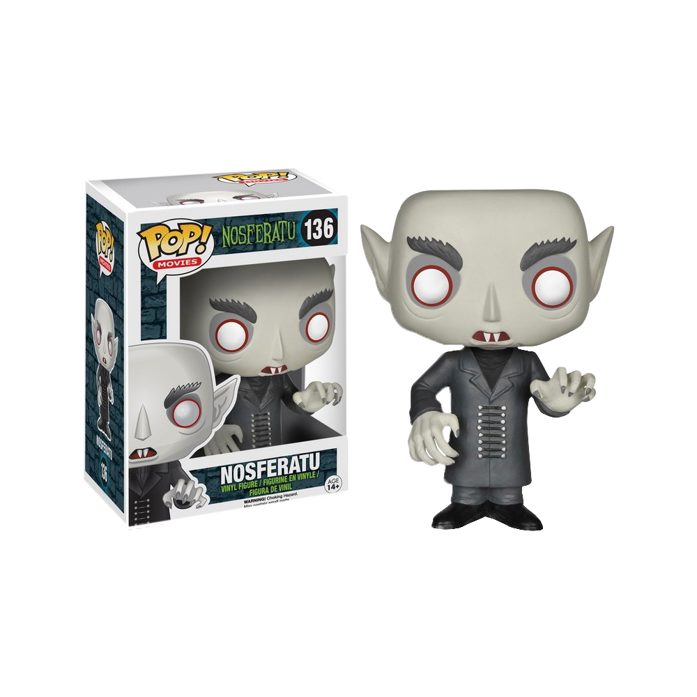 Funko Pop: Monsters - Nosferatu