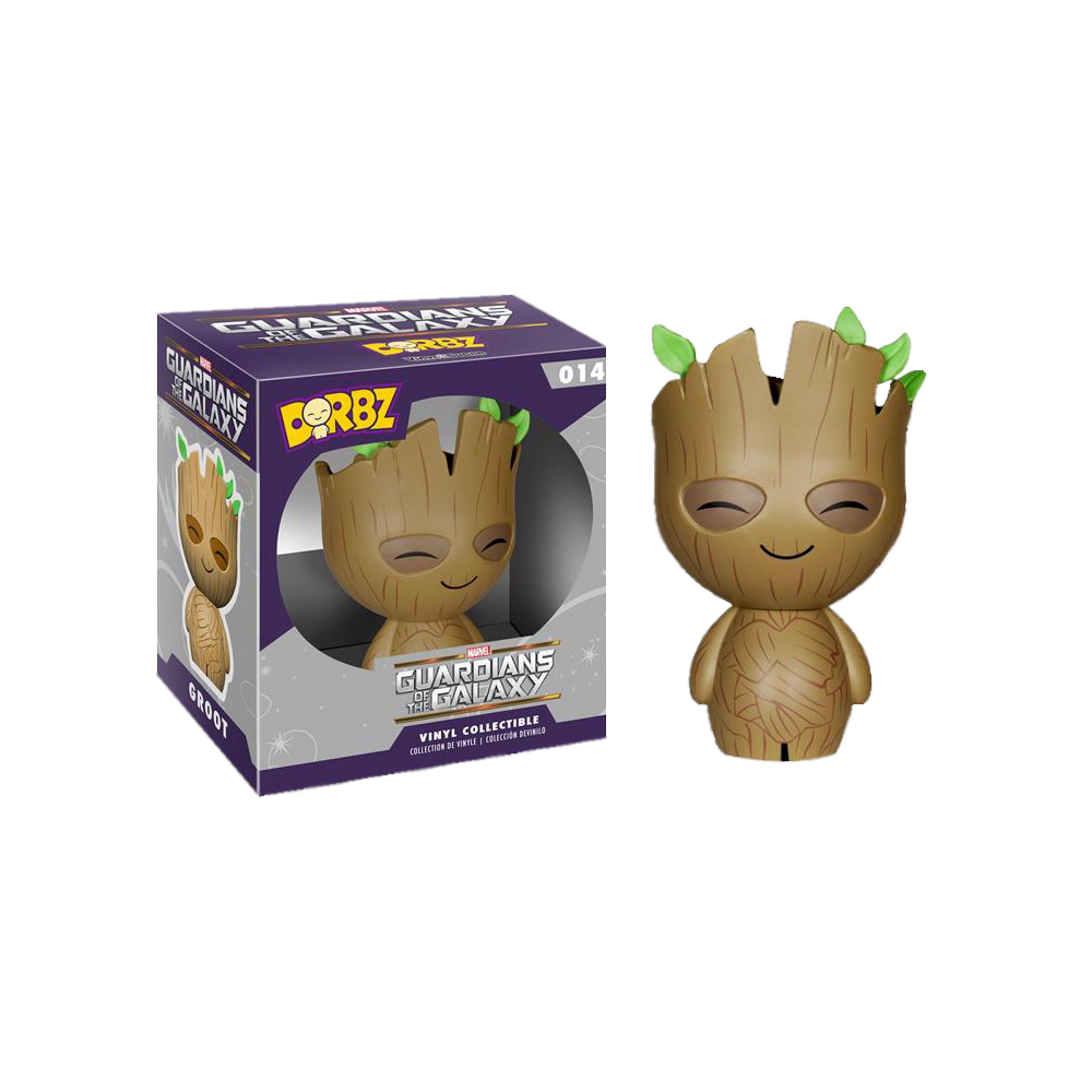Sugar Pop Dorbz: Guardians of the Galaxy - Groot