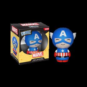Sugar Pop Dorbz: Captain America - Captain America