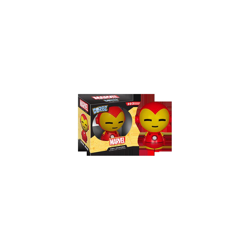 Sugar Pop Dorbz: Iron-Man - Iron-Man