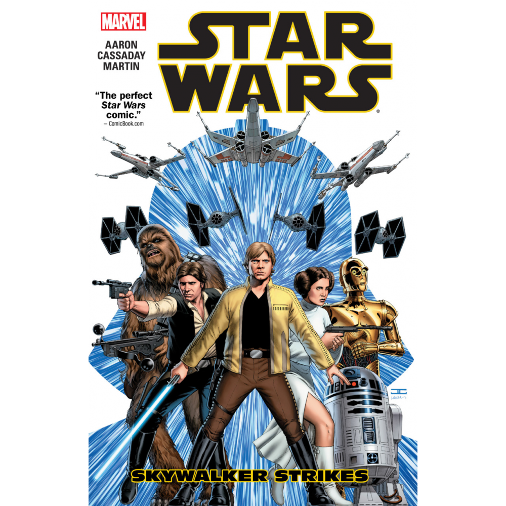 Star Wars TP Vol 01