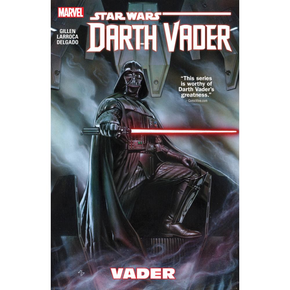 Star Wars Darth Vader TP Vol 01