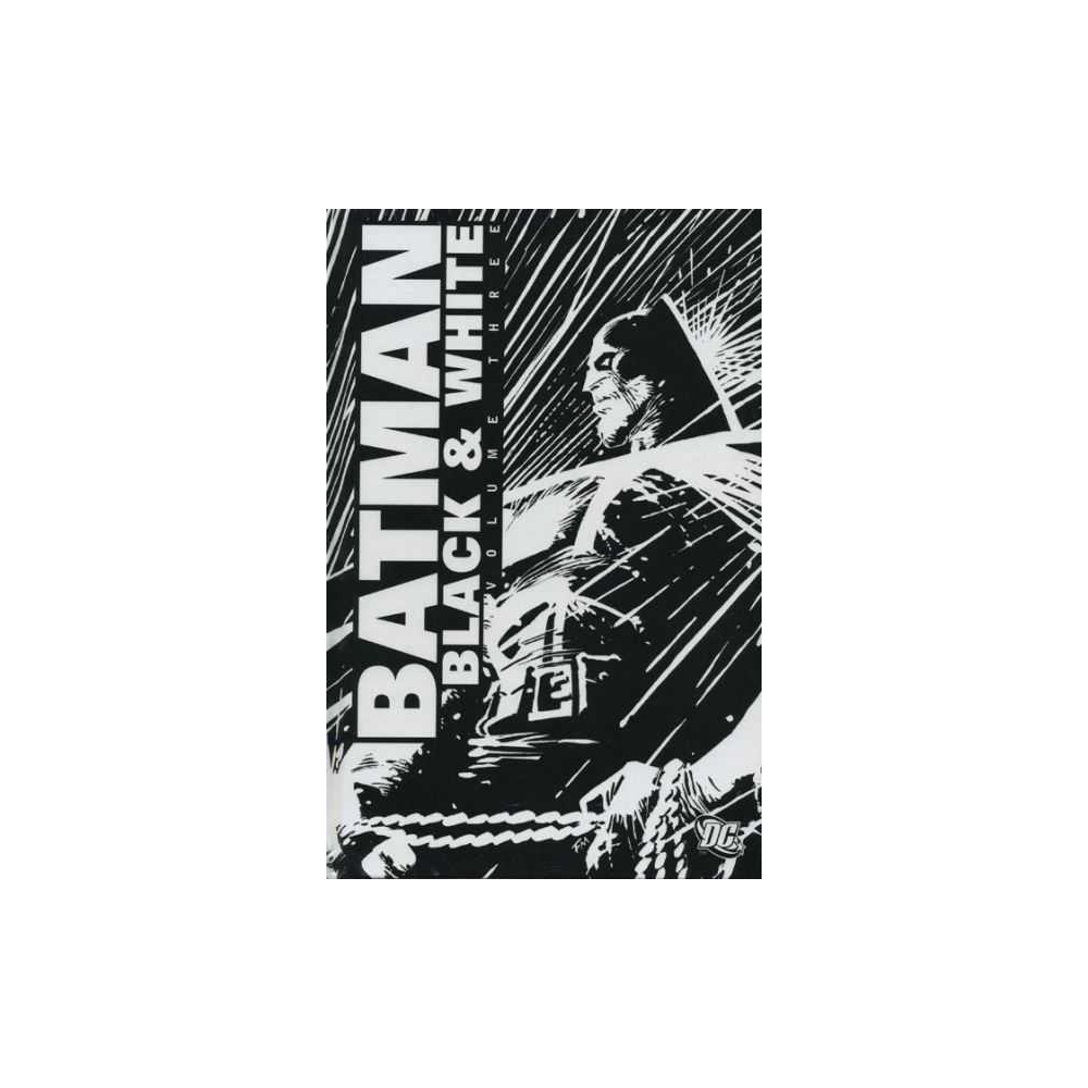 Batman Black And White TP Vol 03