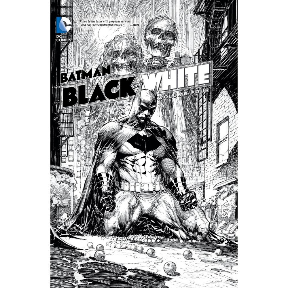 Batman Black And White TP Vol 04