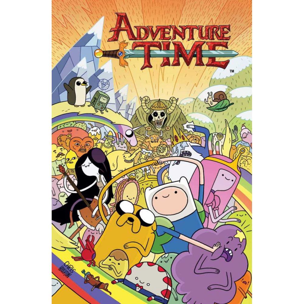 Adventure Time TP Vol 01