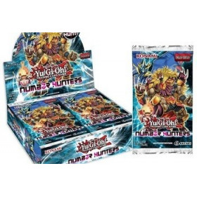 Yu-Gi-Oh!: Number Hunters - Booster Pack