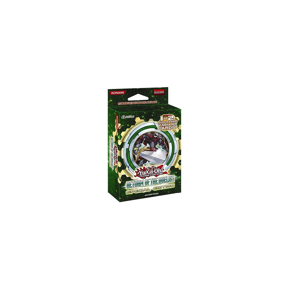 Yu-Gi-Oh!: Return of the Duelist (Special Edition)