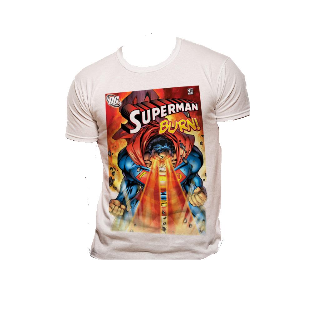 Superman Burn