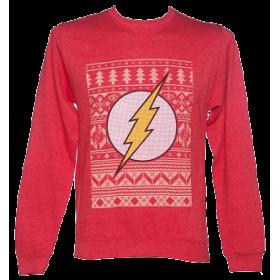 Flash - Fair Isle Logo Sweatshirt