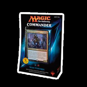 Magic: the Gathering - Commander 2015: Seize Control