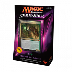 Magic: the Gathering - Commander 2015: Plunder the Graves
