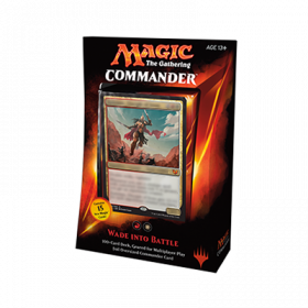 Magic: the Gathering - Commander 2015: Wade Into Battle